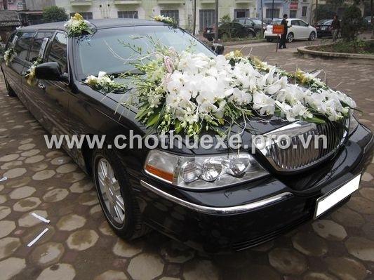 Cho thuê xe cưới hỏi cao cấp tại Hà Nội