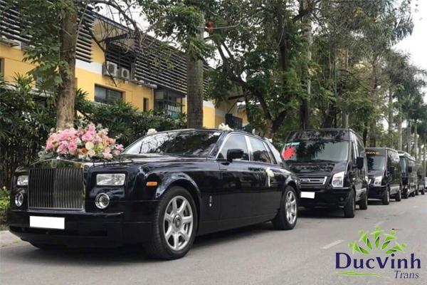 Tại sao nên thuê xe Rolls Royce cho đám cưới?