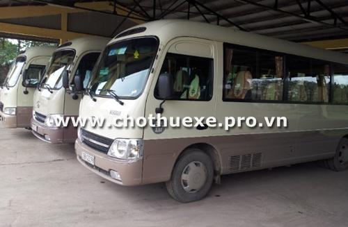 Cho thuê xe đi Sầm Sơn Thanh Hóa