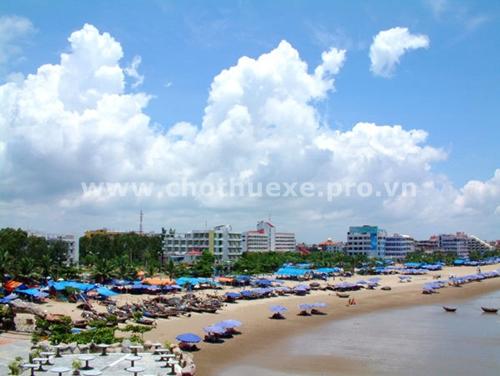 Cho thuê xe đi Sầm Sơn Thanh Hóa 1
