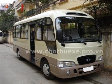 Cho thuê xe đi Ninh Bình từ Hà Nội 1
