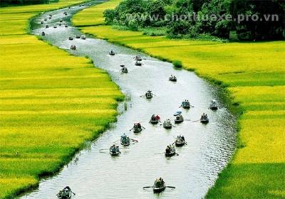 Cho thuê xe đi Ninh Bình từ Hà Nội 3