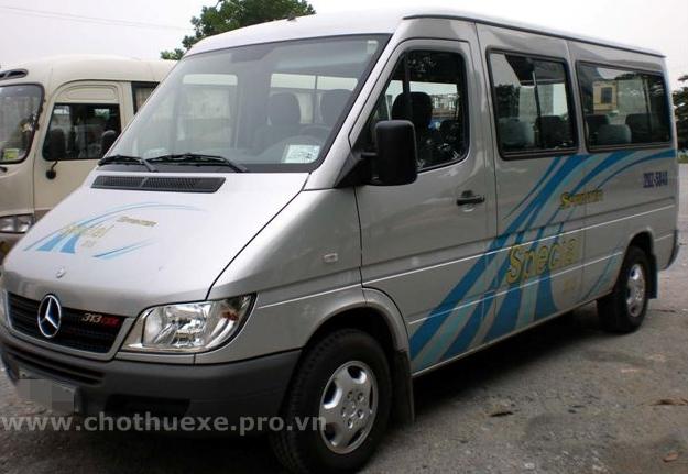 Cho thuê xe đi Thái nguyên từ Hà Nội