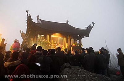 Cho thuê xe đi lễ Yên Tử Quảng Ninh 2