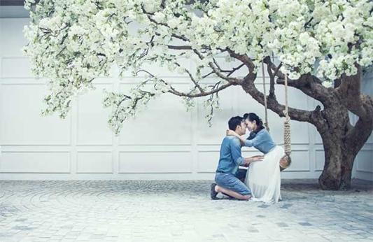 Địa điểm chụp ảnh cưới đẹp cho ngày cưới 1