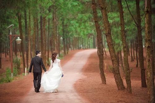 Địa điểm chụp ảnh cưới đẹp cho ngày cưới 6